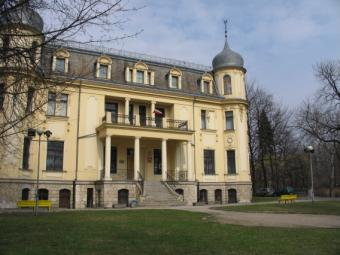 Zdjęcie 11. Czarna Przemsza. Pałac Schoena.