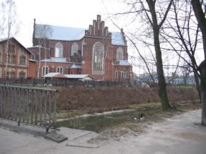 Zdjęcie 13. Czarna Przemsza. Kościół Niepokalanego Poczęcia NMP.