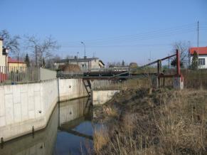 Zdjęcie 25. Bobrek. Widok na ulicę Wileńską.